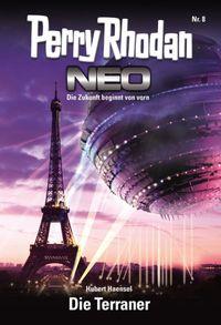 Perry Rhodan Neo 8: Die Terraner - Klickt hier für die große Abbildung zur Rezension