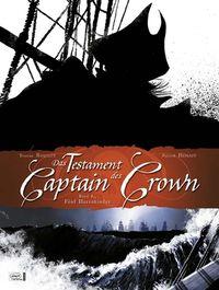 Das Testament des Captain Crown 1: Fünf Hurenkinder - Klickt hier für die große Abbildung zur Rezension