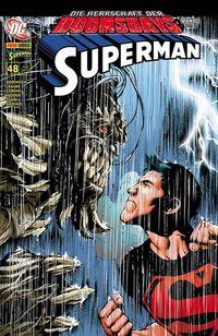 Superman Sonderband 48: Die Herrschaft der Doomsdays 1 (von 2) - Klickt hier für die große Abbildung zur Rezension
