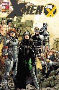 X-Men Sonderband: Age of X 1 - Klickt hier für die große Abbildung zur Rezension