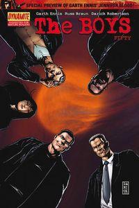 The Boys 9 - Klickt hier für die große Abbildung zur Rezension