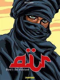 Aïr 1: Der Aufstand  - Klickt hier für die große Abbildung zur Rezension