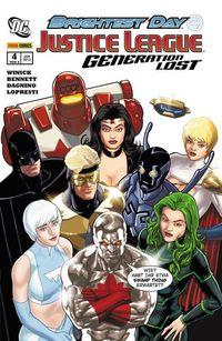 Justice League: Generation Lost 4 - Klickt hier für die große Abbildung zur Rezension