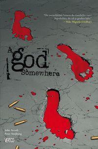 A God somewhere - Klickt hier für die große Abbildung zur Rezension