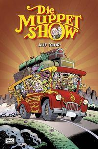 Die Muppet Show 3 - Auf Tour - Klickt hier für die große Abbildung zur Rezension