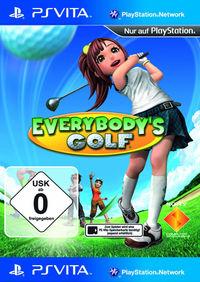 Everybody's Golf - Klickt hier für die große Abbildung zur Rezension