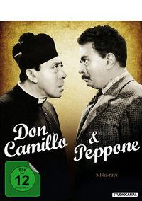 Don Camillo & Peppone Edition - Hier klicken für die große Abbildung zur Rezension