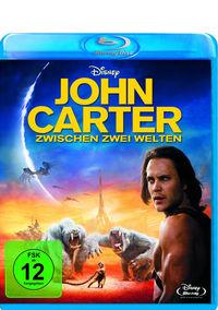 John Carter - Zwischen zwei Welten - Hier klicken für die große Abbildung zur Rezension