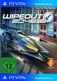 WipEout 2048 - Klickt hier für die große Abbildung zur Rezension