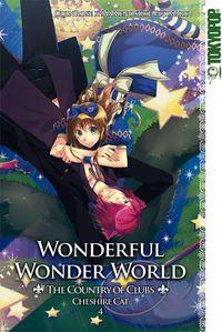 Wonderful Wonder World - The Country of Clubs: Cheshire Cats 4 - Klickt hier für die große Abbildung zur Rezension
