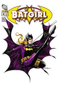 Batgirl 4 - Klickt hier für die große Abbildung zur Rezension