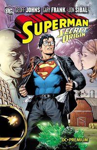 DC Premium 77 Superman: Secret Origin - Klickt hier für die große Abbildung zur Rezension