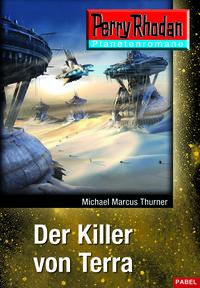 Perry Rhodan Taschenheft 14: Der Killer von Terra - Klickt hier für die große Abbildung zur Rezension
