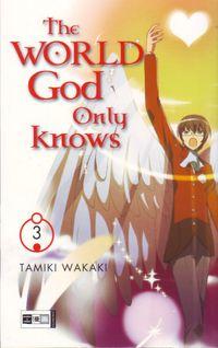 The World God only knows 3 - Klickt hier für die große Abbildung zur Rezension