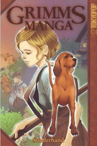 Grimms Manga Sonderband - Klickt hier für die große Abbildung zur Rezension