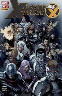X-Men Sonderband: Age of X 2 - Klickt hier für die große Abbildung zur Rezension