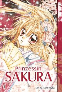 Prinzessin Sakura 1 - Klickt hier für die große Abbildung zur Rezension