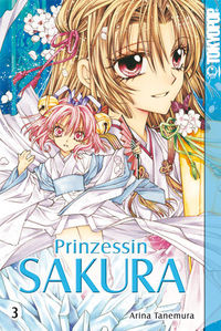 Prinzessin Sakura 3 - Klickt hier für die große Abbildung zur Rezension