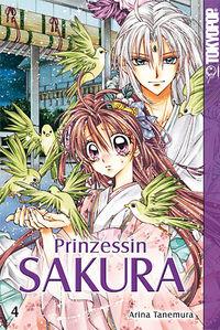 Prinzessin Sakura 4 - Klickt hier für die große Abbildung zur Rezension