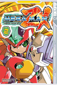 Mega Man ZX 02 - Klickt hier für die große Abbildung zur Rezension