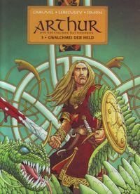 Arthur - Ein keltisches Heldenepos 3: Gwalchmei der Held - Klickt hier für die große Abbildung zur Rezension