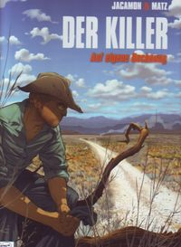 Der Killer 9: Auf eigene Rechnung - Klickt hier für die große Abbildung zur Rezension