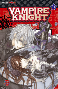 Vampire Knight 11 - Klickt hier für die große Abbildung zur Rezension