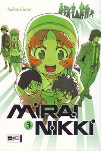 Mirai Nikki 3 - Klickt hier für die große Abbildung zur Rezension