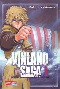 Vinland Saga 1 - Klickt hier für die große Abbildung zur Rezension