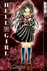 Hell Girl 1 - Klickt hier für die große Abbildung zur Rezension