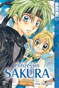 Prinzessin Sakura 6 - Klickt hier für die große Abbildung zur Rezension