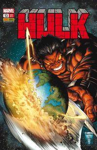Hulk 13: Planet Red Hulk - Klickt hier für die große Abbildung zur Rezension