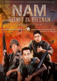 NAM - Dienst in Vietnam - Staffel 2.2 - Hier klicken für die große Abbildung zur Rezension
