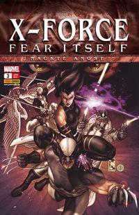 Die neue X-Force 3: Fear Itself - Nackte Angst - Klickt hier für die große Abbildung zur Rezension