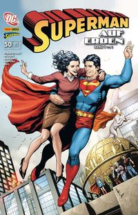 Superman Sonderband 50: Auf Erden 1 (von 2) - Klickt hier für die große Abbildung zur Rezension