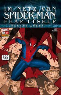 Im Netz von Spider-Man 35 - Klickt hier für die große Abbildung zur Rezension