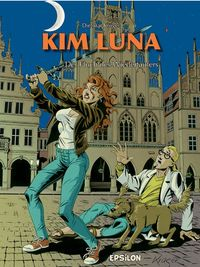 Kim Luna 1: Der Fluch des Wiedertäufers - Klickt hier für die große Abbildung zur Rezension