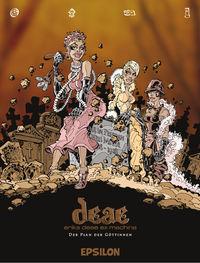 Deae Ex Machina 2: Der Plan der Göttinnen - Klickt hier für die große Abbildung zur Rezension