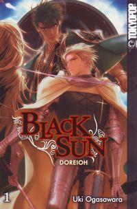 Black Sun 1 - Klickt hier für die große Abbildung zur Rezension