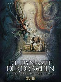 Die Dynastie der Drachen 1: Der Zorn des Ying Long - Klickt hier für die große Abbildung zur Rezension