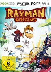 Rayman Origins - Klickt hier für die große Abbildung zur Rezension