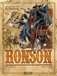 Ronson Inc. 01: Die Abrechnung - Klickt hier für die große Abbildung zur Rezension