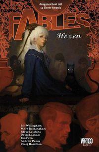 Fables 15: Hexen - Klickt hier für die große Abbildung zur Rezension