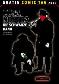 Cosa Nostra: Die Schwarze Hand - Gratis Comic Tag 2012 - Klickt hier für die große Abbildung zur Rezension
