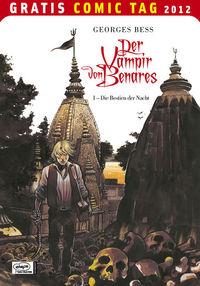 Der Vampir von Benares 1: Die Bestien der Nacht - Gratis Comic Tag 2012 - Klickt hier für die große Abbildung zur Rezension