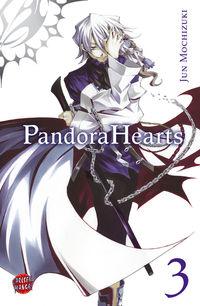 Pandora Hearts 3 - Klickt hier für die große Abbildung zur Rezension