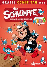 Die Welt der Schlümpfe: Gargamel und die Schlümpfe - Gratis Comic Tag 2012 - Klickt hier für die große Abbildung zur Rezension