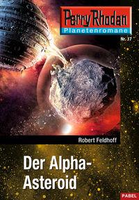 Perry Rhodan Taschenheft 17: Der Alpha-Asteroid - Klickt hier für die große Abbildung zur Rezension