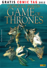 Game of Thrones - Gratis-Comic-Tag 2012 - Klickt hier für die große Abbildung zur Rezension