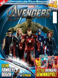 Avengers Movie Special - Klickt hier für die große Abbildung zur Rezension